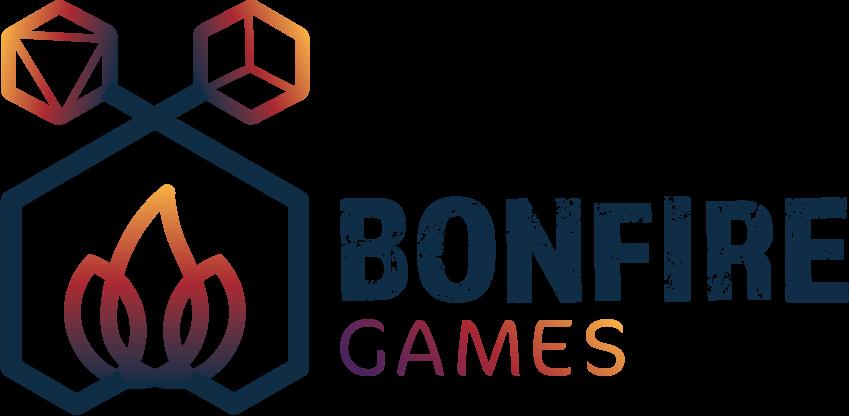 Logo Bonfire Games - Alberto Ricossa, Davide Boccardo
