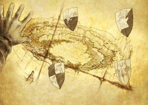 Guilds - DemLoc Board Kickstarter 2021