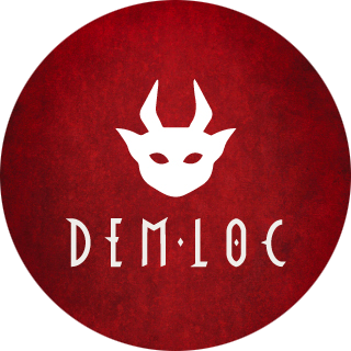 Logo - Demloc Board Game