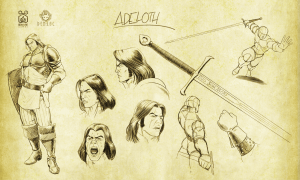 Adeloth - Demloc Board game - Kickstarter