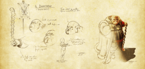 Dignitary - DemLoc Board game - Kickstarter 2021