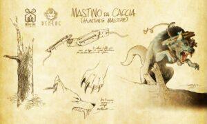 Hunting Mastiff - DemLoc Board Game - Kickstarter 2021