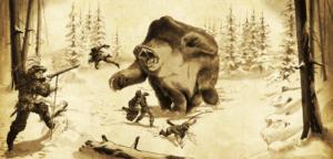 Hunting Reserve - DemLoc Board Game - Kicksterter