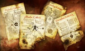 Kabbalahs - Demloc board game - Kickstarter 2021