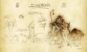 Daemons - DemLoc Kickstarter Board Game