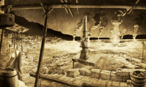 Slums - DemLoc Board game - Kickstarter 2022